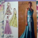 Simplicity Pattern #3784 UNCUT Special Occasion Dress Size 14 16 18 20 22