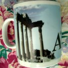 Rare Starbucks Mug Turkey ANTALYA City Series Middle East