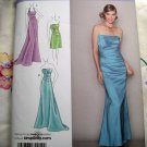 Simplicity Pattern # 2252 UNCUT Special Occasion Formal Dress Jessica McClintock Size 12 14 16 18 20