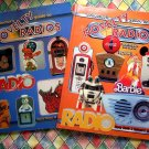 Lot  Collector's Guide to Novelty Radios Price Information Book 1 & 2