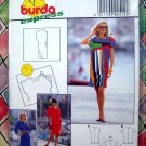 BURDA Express Pattern # 4512 UNCUT Dress Size 12 14 16 18 20 22