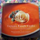Canyon Ranch Cooks Cookbook Tucson Arizona Spa Recipes