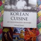 Korean Cuisine Cookbook HCDJ  Illustrated History & Recipes of Korea