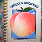 Gracious Goodness: A Peach of a CookBook ~ Macon Georgia GA