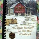Treat Yourself Cookbook Junior League Wheeling WV West Virginia 1987