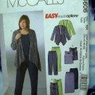 McCalls Pattern # 4606 UNCUT Woman's Jacket Top Dress Pants Skirt Size 26 28 30 32