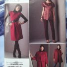 Simplicity Pattern # 2816 UNCUT Misses Dress Top Jacket Pants Size 6 8 10 12 14