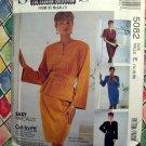 McCalls Pattern # 5082 UNCUT Misses Pullover Dress Top Skirt Belts Size 14 16 18 20