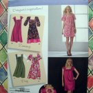 Simplicity Pattern # 2722 UNCUT Misses Summer Dress Size 6 8 10 12 14