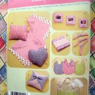 Simplicity Pattern # 4642 UNCUT Baby Blanket Pillows Accessories