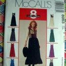 McCalls Pattern # 8963 UNCUT Misses Jumper / Dress Size 8 10 12