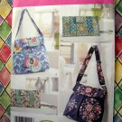 Simplicity Pattern # 2205 UNCUT Bags Totes Clutches Sweet Pea Designs