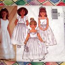 Butterick Pattern # 3351 UNCUT Girls Special Occasion Dress Jacket Size 6 7 8