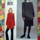 Vogue Sewing Pattern # 7148 UNCUT Misses Jacket Skirt Pants Size 8 10 12