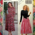 Butterick Pattern # 5050 UNCUT Misses / Misses Petite Dress Special Occasion Size 18 20 22