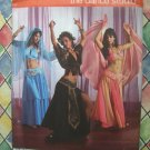 Simplicity Pattern # 2941 UNCUT Misses Belly Dancing /Dancer Costume Size 6 8 10 12