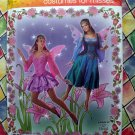 Simplicity Pattern # 2857 UNCUT Misses Costume Fairy Wings Size 6 8 10 12