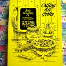 Calling All Cooks Three  Alabama Telephone Pioneers Cookbook