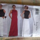 Butterick Pattern # 6394 UNCUT Misses Formal Evening Skirt (Long) Top Size 6 8 10