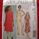 McCalls Pattern # 5672 UNCUT Misses Tunic /Top Pants Size 16 18 20 22