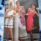 Butterick Pattern # 4199 UNCUT Mens Womens Toga Costume Flapper All Sizes
