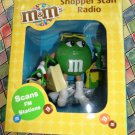 M&MS FM Radio Miss Green NEW NIB M & M's