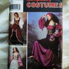 Simplicity Pattern # 9966 UNCUT Misses Adult Costume Size 14 16 18 20