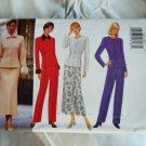 Butterick Pattern # 5692 UNCUT Misses Wardrobe Jacket Pants Skirt Size 6 8 10