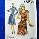 Kwik Sew Pattern # 1182 UNCUT Misses Top Skirt Size 6 8 10 12
