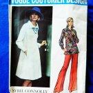 Vogue Pattern # 2828 UNCUT Misses Dress Tunic Pants Size 12