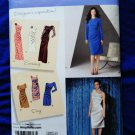 Simplicity Pattern # 2053 UNCUT Misses Gown Dress Size 6 8 10 12 14