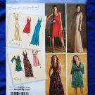 Simplicity Pattern # 3503 UNCUT Misses Knit Gown Dress Size 6 8 10 12 14