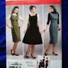 Simplicity Pattern # 3673 UNCUT Misses Retro 1950's Dress Jumper Size 6 8 10 12 14