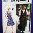 Simplicity Pattern # 7504 UNCUT Misses Jumper Top Size 6 8 10