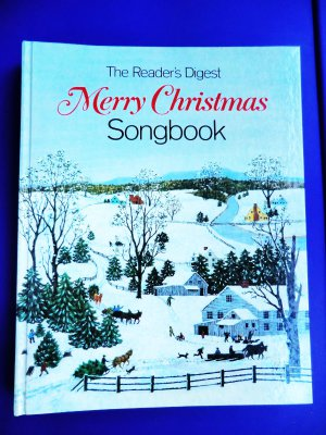 SOLD! Reader's Digest ~ Merry Christmas Songs Songbook ~ 110 Songs