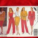 Butterick Pattern # 5323 UNCUT Misses Wardrobe Shirt Top Pants Skirt Size 12 14 16