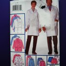 Butterick Pattern # 5287 UNCUT Scrubs Medical Uniform Size Large XL
