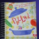 POTLUCK FOR 33,000 COOKBOOK New & Improved Marshall Field's Dayton's Hudson's