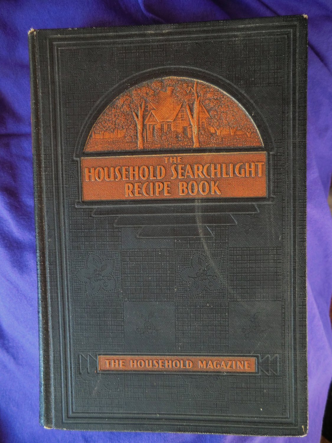 Sold Vintage 1939 Household Searchlight Recipe Book