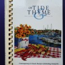 Junior League of Annapolis MD Cookbook Of Tide & Tyme Classic Recipes