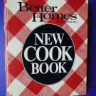 Vintage 1981/1982  Better Homes and Gardens NEW Cookbook EXCELLENT!