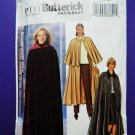 Butterick Pattern #P151 UNCUT Misses Cape Variations Size XS Small Medium Costume