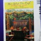 McCalls Pattern # 4074 UNCUT Tiki Tropical Party Decorations