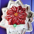 Wilton Holiday POINSETTIA Cake Pan INSERT # 2105 - 3312