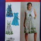 Simplicity Pattern # 2886 UNCUT Misses Dress Bolero Size 6 8 10 12 14