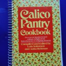 Calico Pantry Cookbook by Lois Solomon