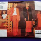 Vogue Pattern # 2533 UNCUT Misses Jacket Top Dress Pants Size 12 14 16