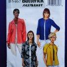 Butterick Pattern # 5467 UNCUT Misses Jacket Size16 18 20 22 24