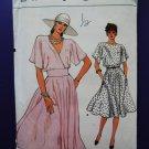 Vogue Pattern # 8970 UNCUT Misses Summer Dress Size 14