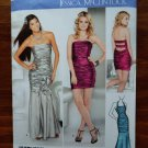 Simplicity Pattern # 1907 UNCUT Misses Special Occasion Gown Dress Size 12 14 16 18 20